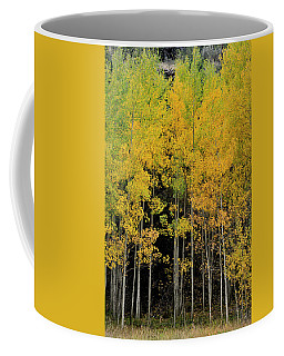Coffee Mug featuring the photograph Aspen Haven  by Ron Cline