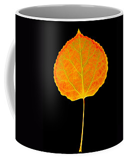 Aspen Leaf Glory Coffee Mug