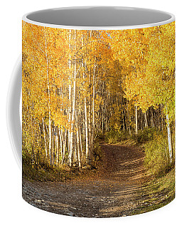 Aspen Path Coffee Mug