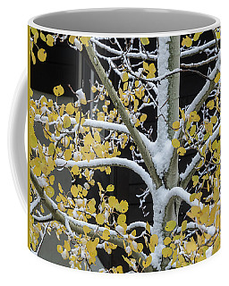 Aspen Snow Coffee Mug