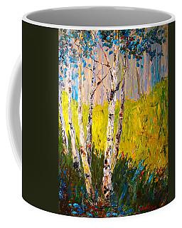 Aspen Spring Coffee Mug