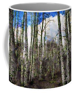 Aspen Standing Coffee Mug