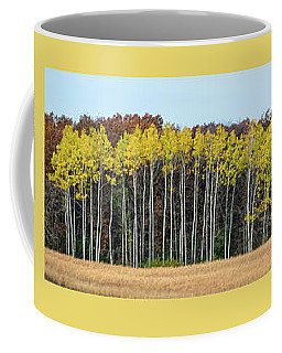 Aspen Triptych Coffee Mug