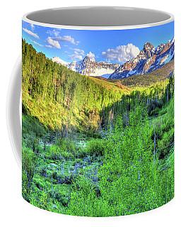 Aspen View Coffee Mug