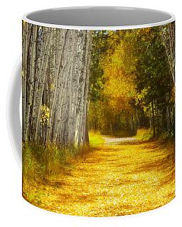 Say You'll Follow Me Coffee Mug