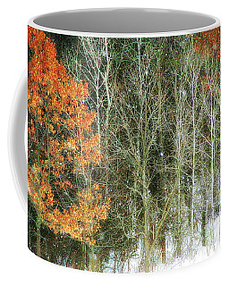Aspens And Color Coffee Mug