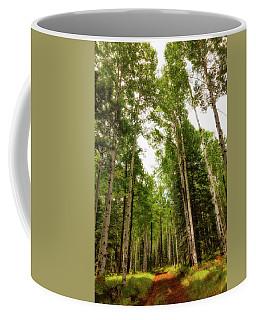 Aspens Galore Coffee Mug