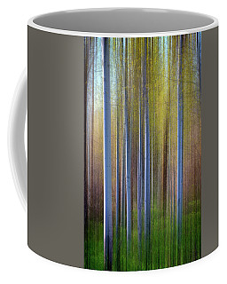 Aspens In Springtime Coffee Mug