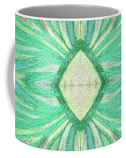 Aspirations Of Harmony Coffee Mug by Rachel Hannah