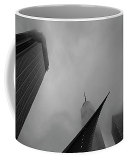 Coffee Mug featuring the photograph Aspire by Alex Lapidus