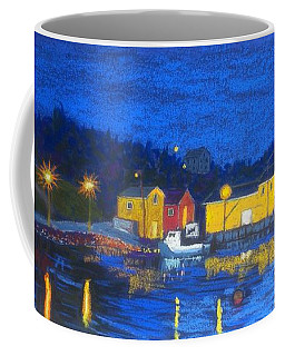 Aspotogan At Night  Coffee Mug