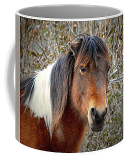 Assateague Island Pony Patricia Irene Coffee Mug