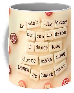 Assembled Poem #1 Coffee Mug