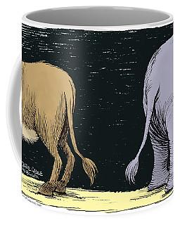 Asses Coffee Mug