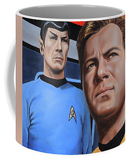 Assessing A Formidable Opponent Coffee Mug