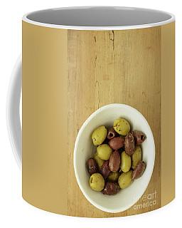 Assorted Greek Olives  Coffee Mug
