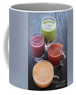 Assorted Smoothies Coffee Mug