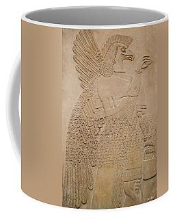 Assyrian Guardian Coffee Mug