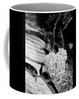 Astilbe Heart Coffee Mug
