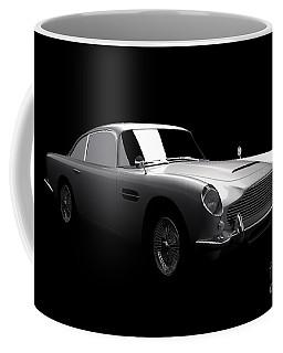 Aston Martin Db5 Coffee Mug