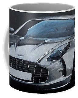 Aston Martin One-77 Coffee Mug