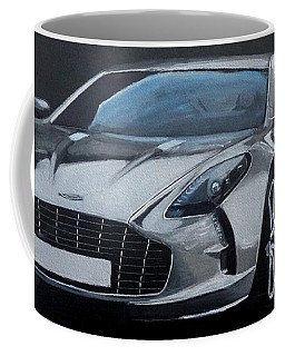 Aston Martin One-77 Coffee Mug