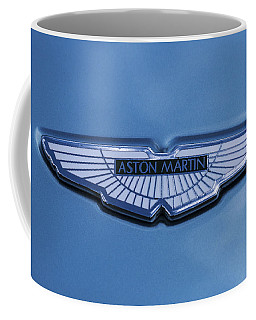 Aston Martin Coffee Mug