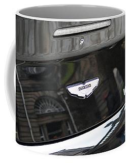 Aston Martin V12 Vantage Coffee Mug by Mary-Lee Sanders