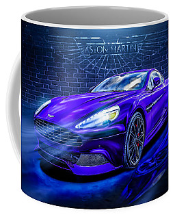Aston Martin Vanquish Coffee Mug