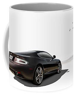 Aston Martin Virage Coffee Mug