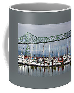 Astoria Town Marina Coffee Mug