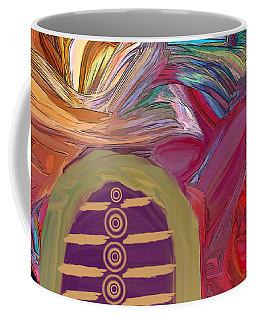 Astral Dog Door Coffee Mug