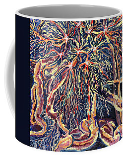 Astrocytes Microbiology Landscapes Series Coffee Mug
