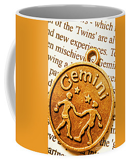 Astrological Gemini Coffee Mug