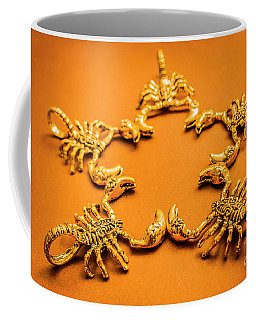 Astrological Stars Coffee Mug