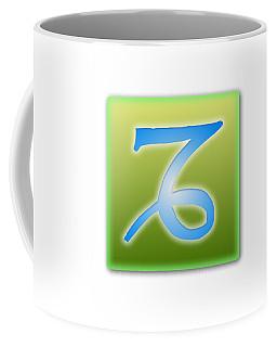 Capricorn Sun Sign Astrology  Coffee Mug