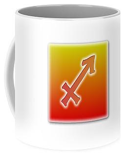 Sagittarius Sun Sign Astrology  Coffee Mug