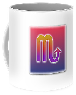 Scorpio Sun Sign Astrology  Coffee Mug