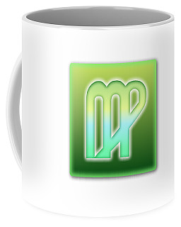 Virgo Sun Sign Astrology Coffee Mug