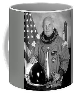 Astronaut John Glenn - 1998 Coffee Mug
