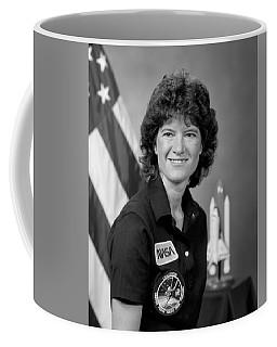 Astronaut Sally Ride  Coffee Mug