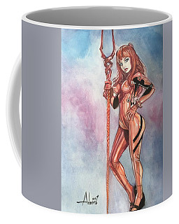 Asuka Langley Coffee Mug