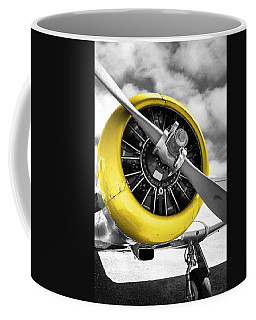 At-6 Texan Coffee Mug