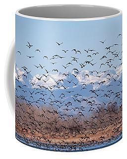 At Barr Lake Coffee Mug
