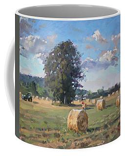 At Cathy's Farm Georgetown Coffee Mug