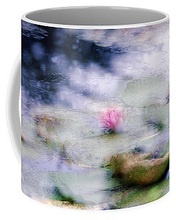 At Claude Monet's Water Garden 12 Coffee Mug