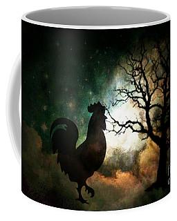 At Dawn He Calls Coffee Mug by Maria Urso
