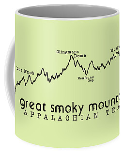 At Elevation Profile Gsm Coffee Mug by Heather Applegate