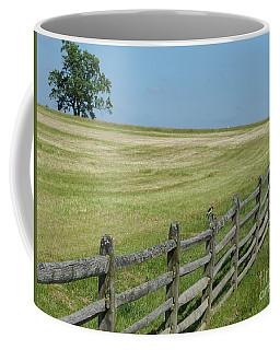 At Gettysburg Coffee Mug