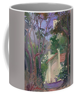 At Jourey's End Plein Air Coffee Mug